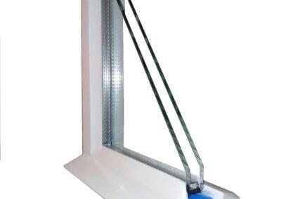 Zateplování kastlových nebo špaletových oken
